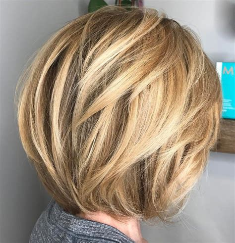 cute  easy  style short layered hairstyles patty