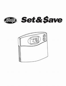 Hunter Thermostat Wiring Diagram 44110