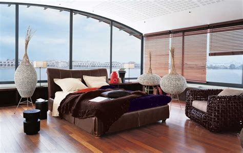 Modern Inspiring Bedroom Interior Design By Roche Bobois