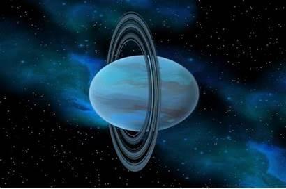 Uranus Rings Ring Moons Around Balls Probe