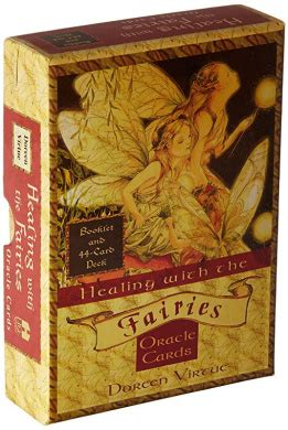 (no reviews yet) write a review. Hay House Healing with The Fairies Oracle Cards: Booklet and 44-Card Deck by Hay House - Shop ...