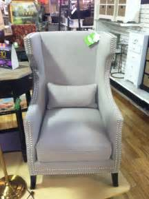 wingback chair tj maxx home goods furnish home chairs and home goods