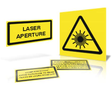 laser light warning label laser safety solutions laser safety labels warning