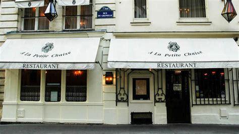 restaurant la chaise a la chaise in restaurant reviews menu and