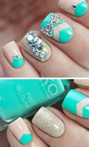 Easy nail art designs for short nails boholoco
