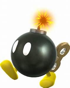 Item Bob Omb Super Smash Bros Miiverse