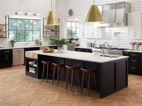 les  belles cuisines ouvertes frenchy fancy