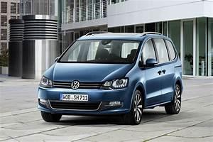 Monospace Volkswagen : volkswagen sharan 2015 l ger restylage pour le monospace volkswagen l 39 argus ~ Gottalentnigeria.com Avis de Voitures
