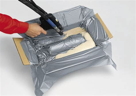 foam  place packaging system singapore instapak