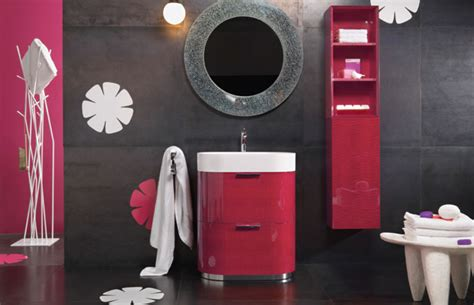 un petit meuble color 233 pour une salle de bains vitamin 233 e