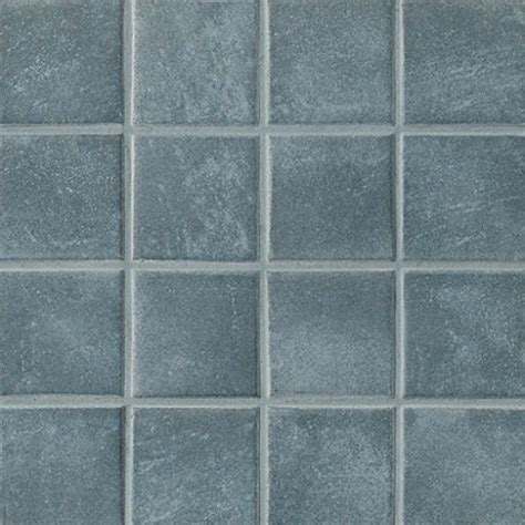 crossville color blox mosaic blue suede shoes 12 quot x 12