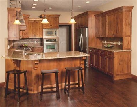 knotty alder kitchen cabinets knotty alder shaker style cabinets google search