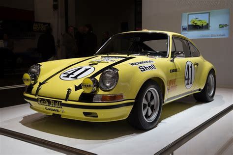 1971 1972 Porsche 911 St 2 5 Images Specifications And Information