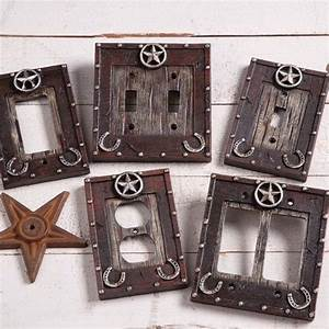 Western Ranch Switchplates and Outlet Covers | Home ...