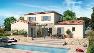 plan maison provencale orchidee plan maison gratuit With cree sa maison en 3d 5 plan maison toit plat lys maisons clair logis