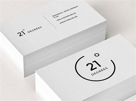 60 Fresh Minimalist Business Card Designs For Inspiration Business Plans In Hindi Plan Template Anz Model Canvas University Retail Online Free Generator Youtube Presentation Ppt