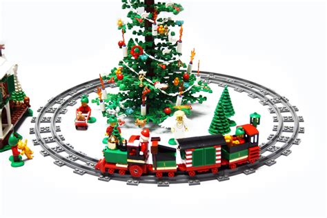 Santa Train Decoration by Tree Decoration By Orion Pax Christmas Holidays Lego Gallery