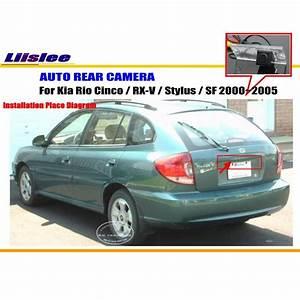 Liislee For Kia Rio Cinco    Rx V    Stylus    Sf 2000