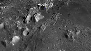 Video: flying over the three-dimensional Moon   Solar ...