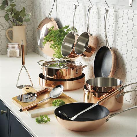 premium aldi copper pans     time  christmas