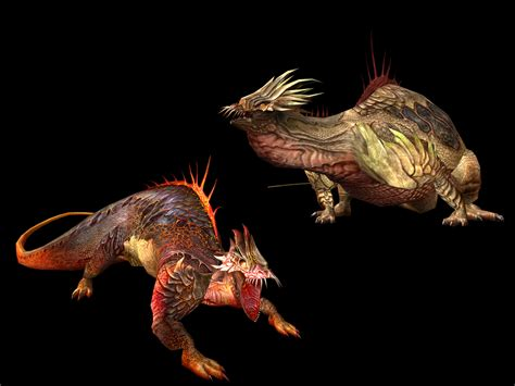 dans la famille dragon je veux les arriere petits