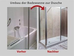Duschkabine Ohne Wanne : aus ihrer alten badewanne wird ein ger umiges duschvergn gen wannenwechsel rohe des webseite ~ Markanthonyermac.com Haus und Dekorationen