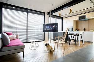 Aménagement Petit Appartement : id es d co pour am nager un petit appartement ~ Nature-et-papiers.com Idées de Décoration