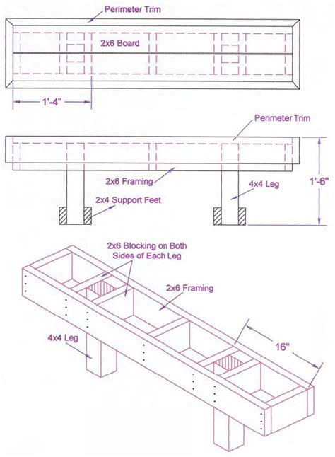 Wood  How Do I Build A Corner Bench For My Deck? Home
