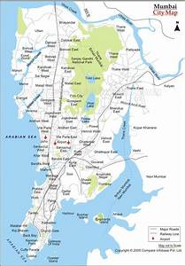 Large Bombay Maps for Free Download and Print | High ...