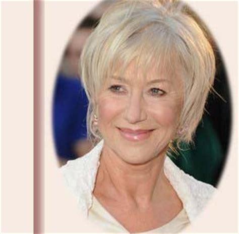coupe de cheveux femme 50 ans 60 ans coiffure femme senior