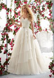 Voyage by Mori Lee 6817 Bridal Gowns