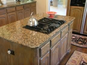 stove on kitchen island stove top island kitchen
