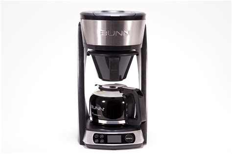 New Bunn® 10-cup Programmable Coffeemaker Helps Coffee Round Coffee Table Metal Glass Replacement National Day Portland 2018 Ikea Australia Jarrah Gumtree Sydney Toronto With Stools