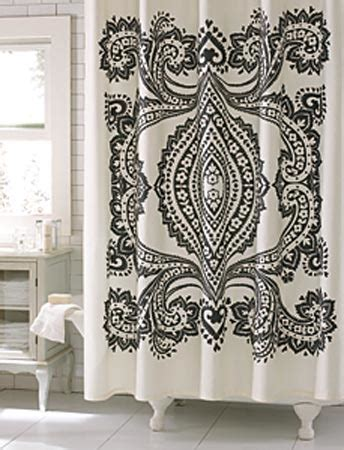 Marketplace Butler Welspun by Butler Shower Curtains Chicago Magazine Design