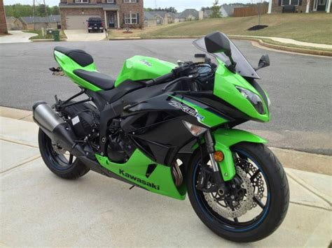 2012 Kawasaki Ninja Zx-6r For Sale On 2040motos