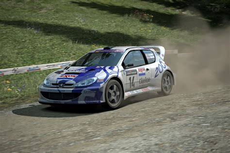 peugeot 206 rally peugeot 206 rally car 1999 by bronya47 on deviantart