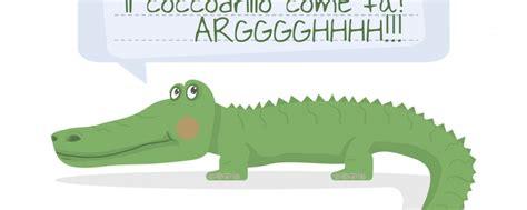 il coccodrillo come fa testo canzone il coccodrillo come fa canzoni e filastrocche per bambini