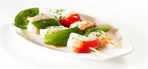 Fish Kebab For Starters Recipe  How To Make Fish Kebab