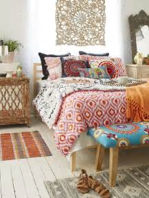 boho décor takes you around the all in one room