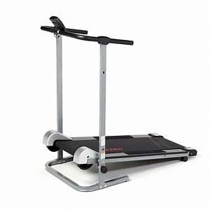 Sunny Health  U0026 Fitness Sf T1407m Manual Walking Treadmill