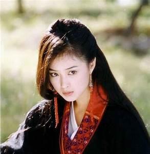 Most beautiful Chinese actress Rulu jiang xin | Female ...