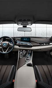 2015 BMW i8 Coupe - Interior | HD Wallpaper #37 | 1920x1080