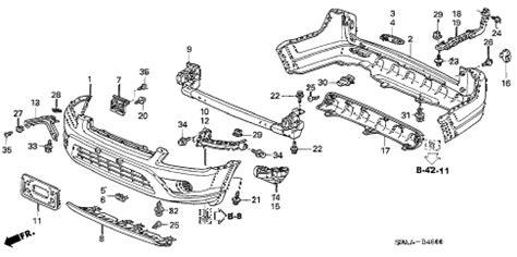 Honda Online Store Crv Bumpers Parts