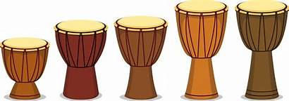 Clipart Drums Djembe Drum African Transparent Africa