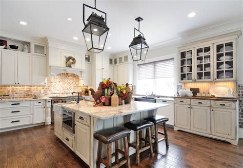 white brick kitchen backsplash faux brick backsplash kitchen traditional with bead board 1257