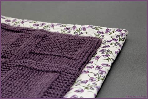 apprendre a tricoter une couverture blankets throws tricot crochet and