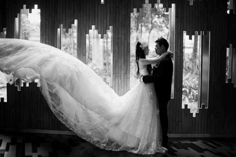 Actual Wedding Day of Jason Chua and Yeung Hei – Depthofeel Professional Wedding photography ...