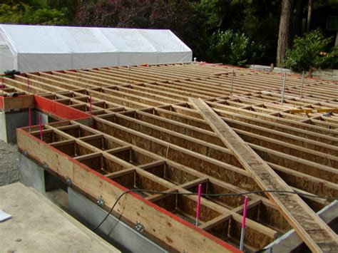 Deck Joist Spacing Uk by 18 Floor Joist Spacing Uk Roofing A Glossary Of