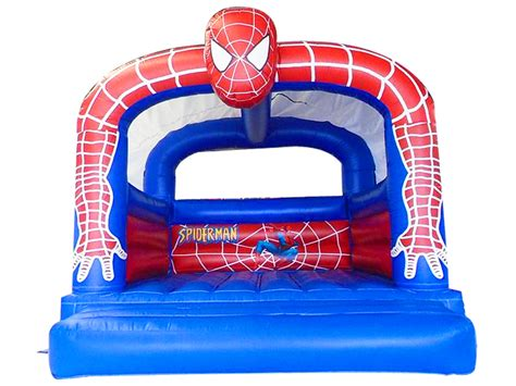 cheap inflatable spiderman bouncer buy bouncy inflatables