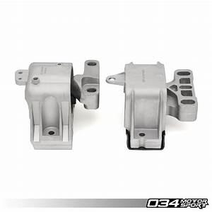 Motor Mount Pair  Density Line  Mkiv Volkswagen  8l  U0026 8n